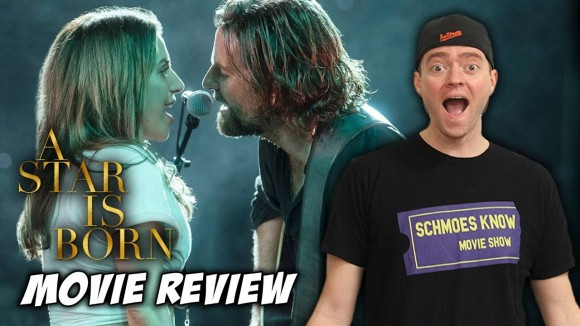 Schmoes Knows - A star is born movie review