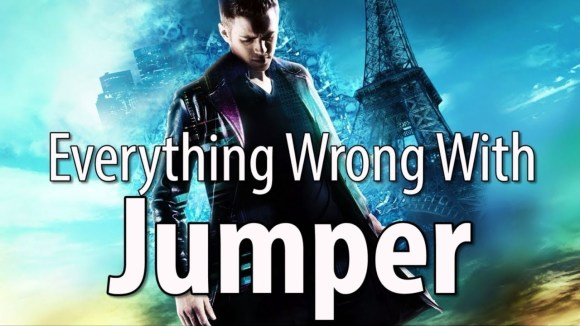 CinemaSins - Everything wrong with jumper in 17 minutes or less