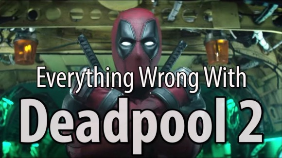 CinemaSins - Everything wrong with deadpool 2 in 19 minutes or less