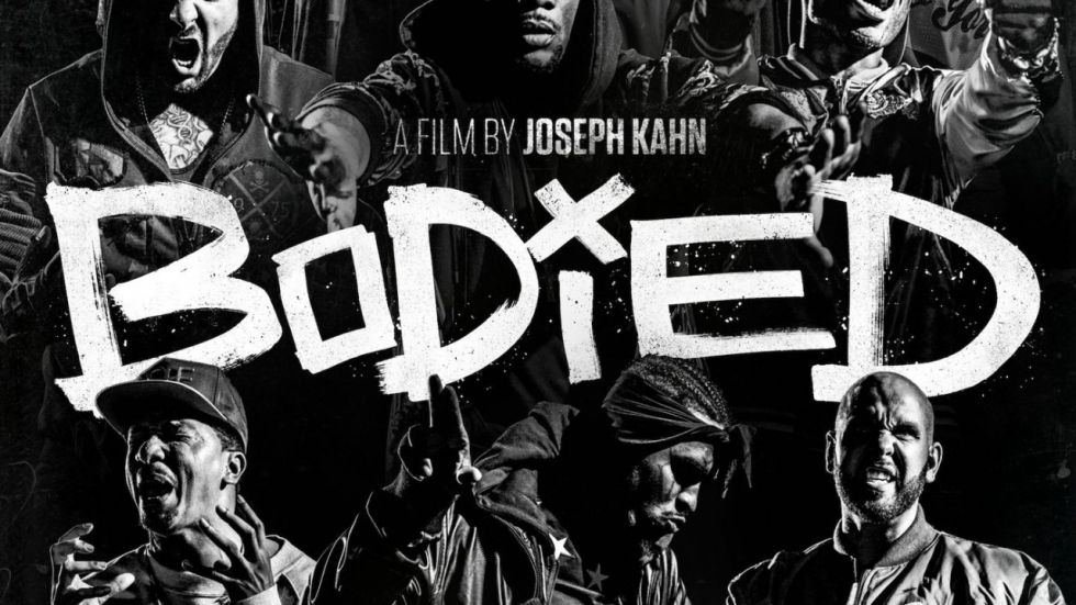 Student leert rappen en beledigen in trailer YouTube-film 'Bodied'