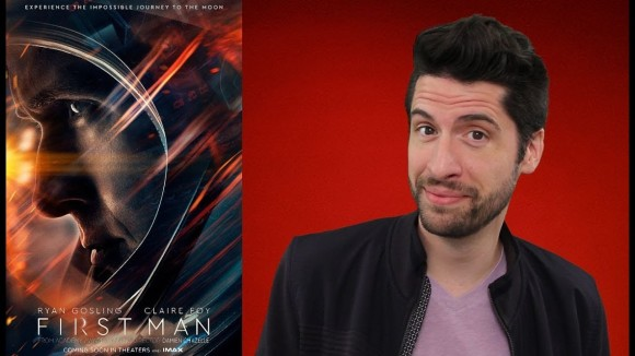 Jeremy Jahns - First man - movie review