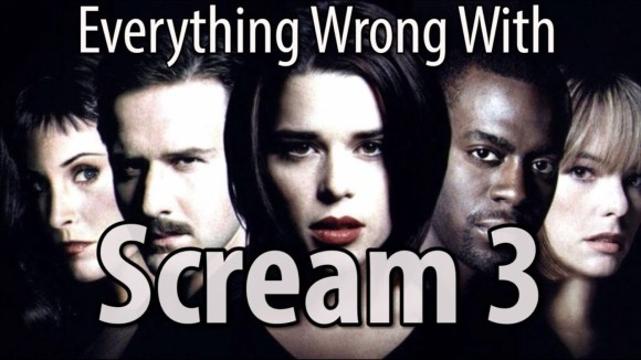 CinemaSins - Everything wrong with scream 3 in 19 minutes or less