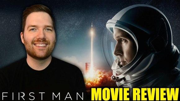 Chris Stuckmann - First man - movie review