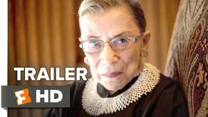 RBG (2018) video/trailer