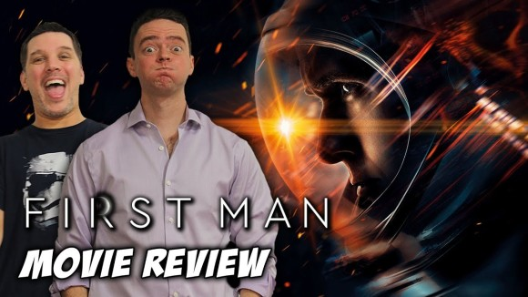 Schmoes Knows - First man movie review