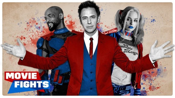 ScreenJunkies - How james gunn could fix suicide squad movie fights