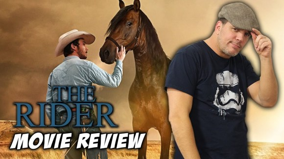 Schmoes Knows - The rider movie review