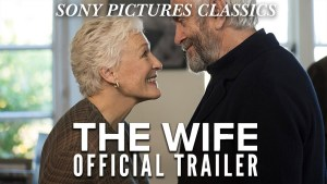 The Wife (2017) video/trailer