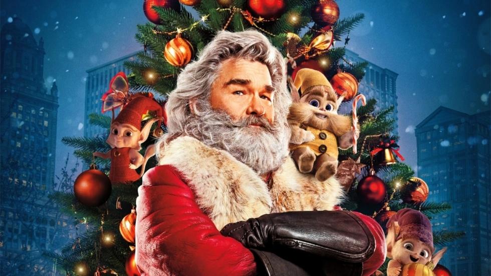Kurt Russell als de Kerstman in teaser Netflix-film 'The Christmas Chronicles'