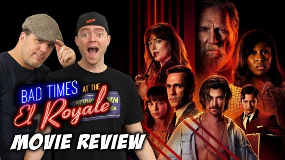 Schmoes Knows - Bad times at the el royale movie review