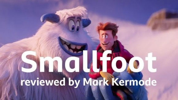 Kremode and Mayo - Smallfoot reviewed by mark kermode