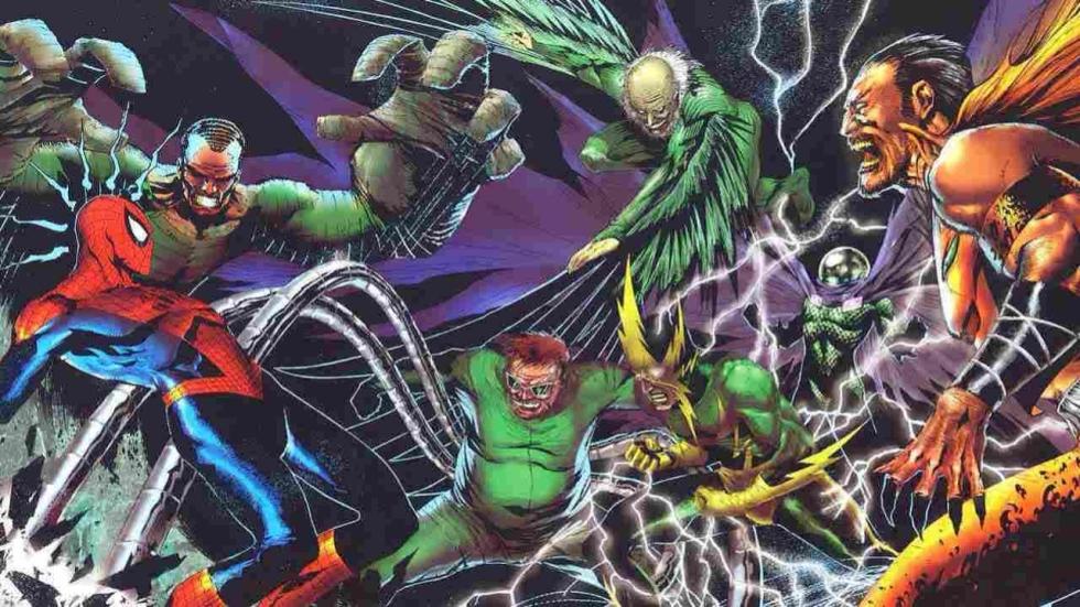 Spider-Man film 'Sinister Six' kan nog altijd komen