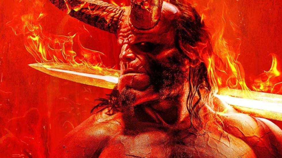 Gelekte trailer 'Hellboy' toont maffere Hellboy