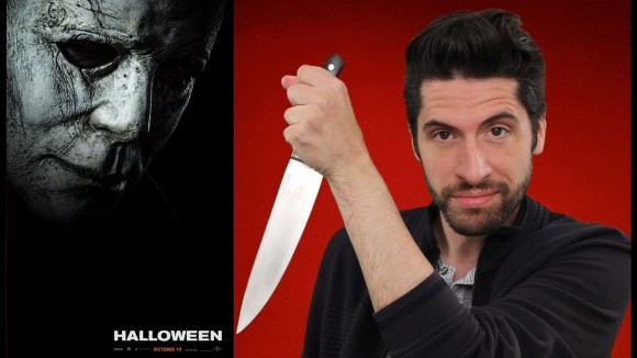 Jeremy Jahns - Halloween (2018) - movie review