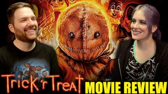 Chris Stuckmann - Trick 'r treat - movie review