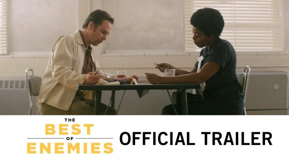 The Best of Enemies - official trailer