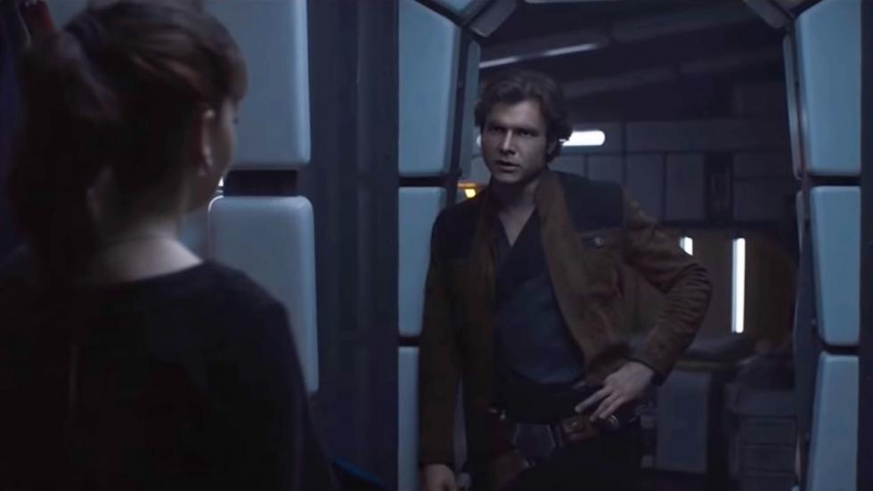 'Solo: A Star Wars Story' met gezicht Harrison Ford!