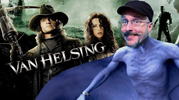 Channel Awesome - Van helsing - nostalgia critic
