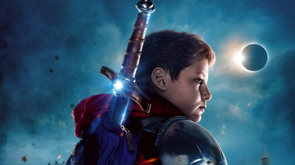 Magie en monsters in trailer 'The Kid Who Would Be King'