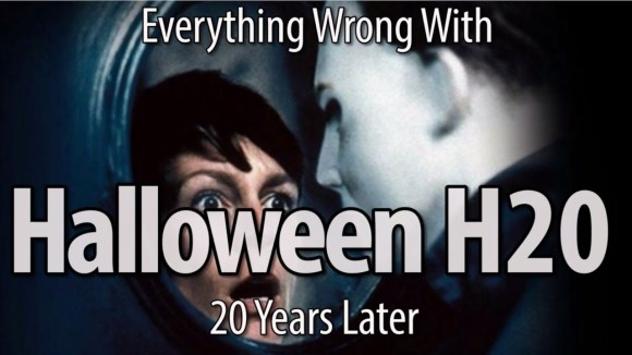 CinemaSins - Everything wrong with halloween h20: 20 years later