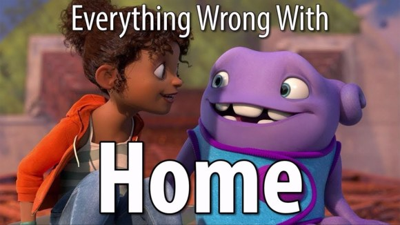 CinemaSins - Everything wrong with home in 17 minutes or less