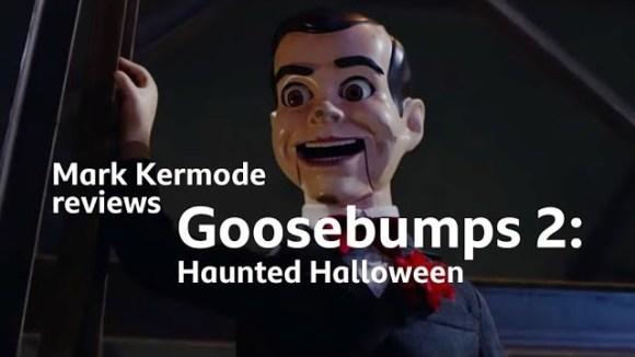 Kremode and Mayo - Goosebumps 2: haunted halloween reviewed by mark kermode