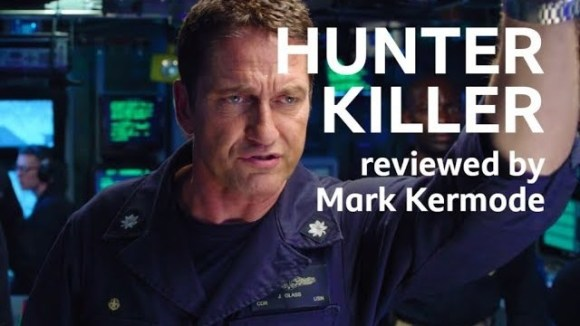 Kremode and Mayo - Hunter killer reviewed by mark kermode