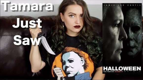 Channel Awesome - Halloween (2018) - tamara just saw