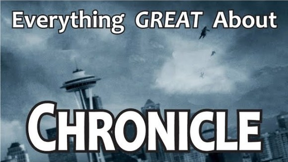 CinemaWins - Everything great about chronicle!