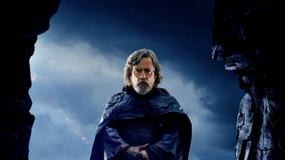 Overdosis The Force doodde Luke Skywalker in 'Star Wars: The Last Jedi'