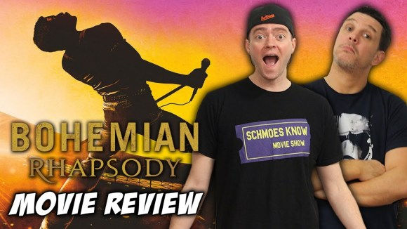 Schmoes Knows - Bohemian rhapsody movie review