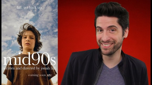 Jeremy Jahns - Mid90s - movie review