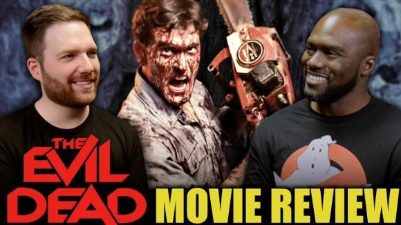 Chris Stuckmann - The evil dead - movie review