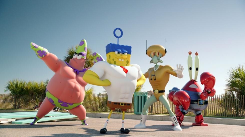 Nieuwe 'SpongeBob'-film wordt oorsprongsverhaal