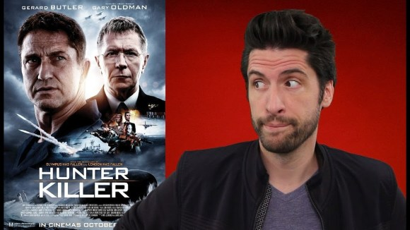 Jeremy Jahns - Hunter killer - movie review