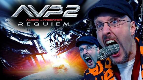 Channel Awesome - Aliens vs. predator: requiem - nostalgia critic