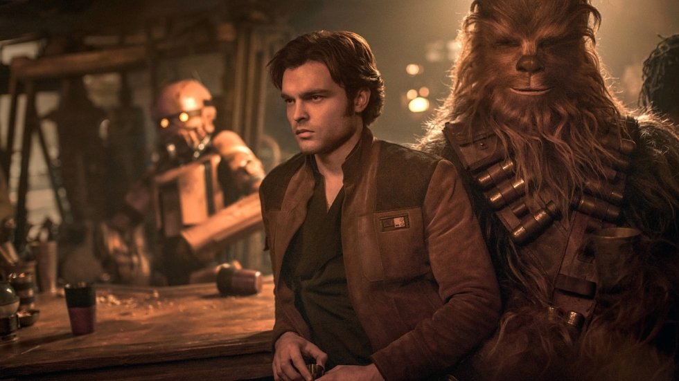 Blu-ray review 'Solo: A Star Wars Story' - Helaas geen 'Rogue One' succes