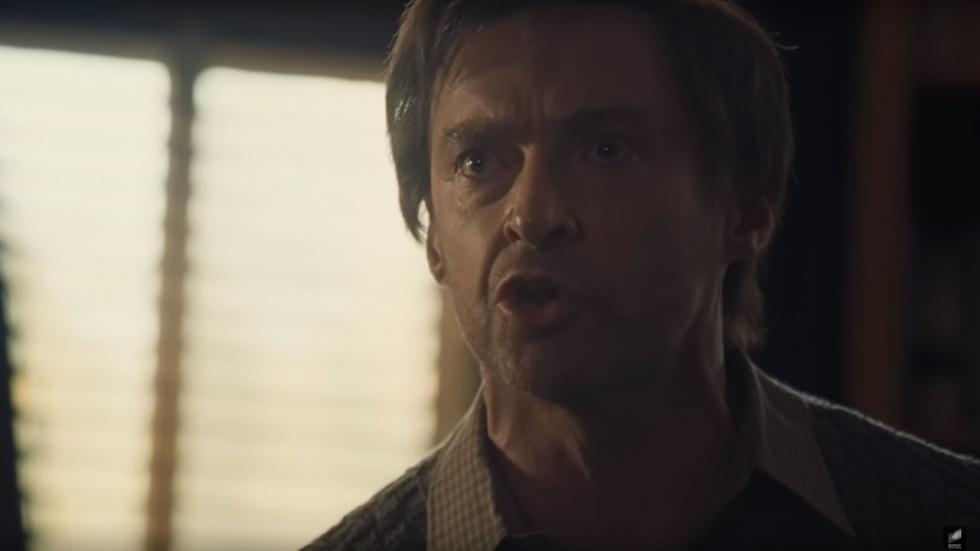 Hugh Jackman staat voor lul in trailer 'The Front Runner'
