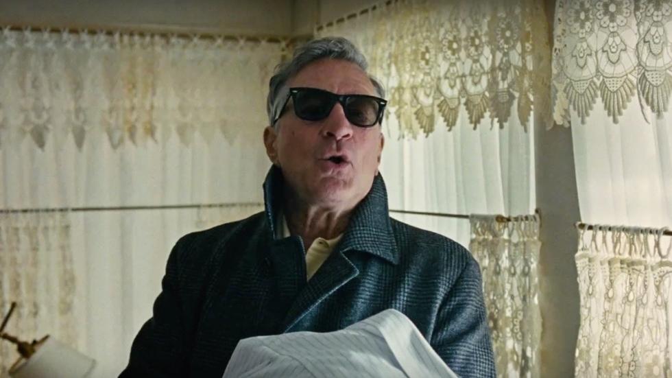 Robert De Niro ontvangt ook bompakket!