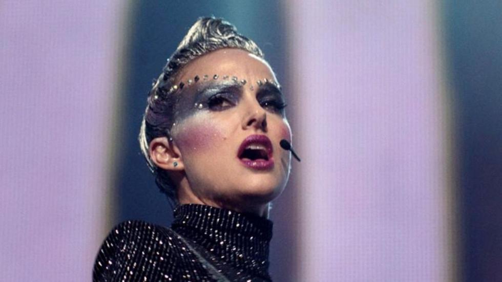 Natalie Portman is een popdiva in weelderige trailer 'Vox Lux'