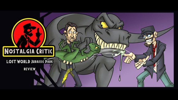 Channel Awesome - The lost world: jurassic park - nostalgia critic