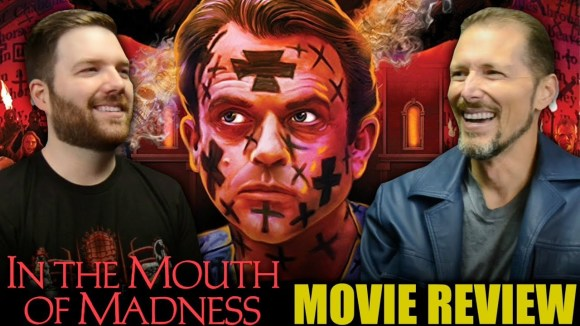 Chris Stuckmann - In the mouth of madness - movie review