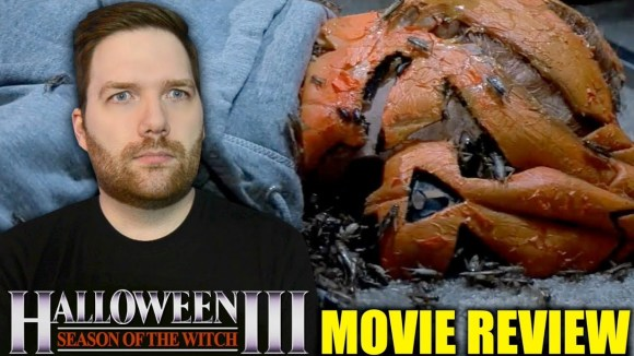 Chris Stuckmann - Halloween iii: season of the witch - movie review