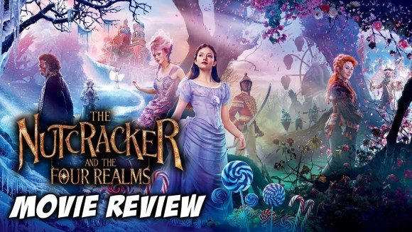 Schmoes Knows - The nutcracker and the four realms movie review