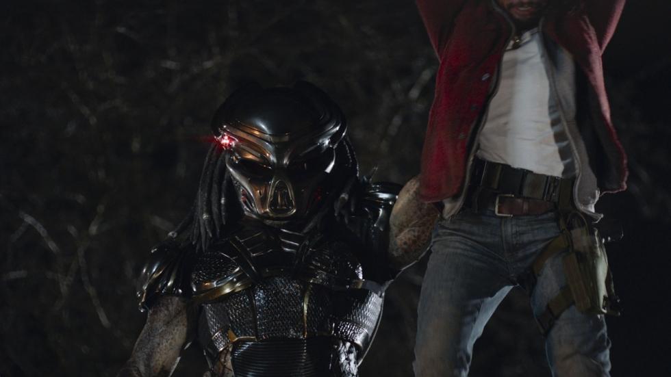 Blu-ray preview 'The Predator' - Stevige chaos met mega-predator