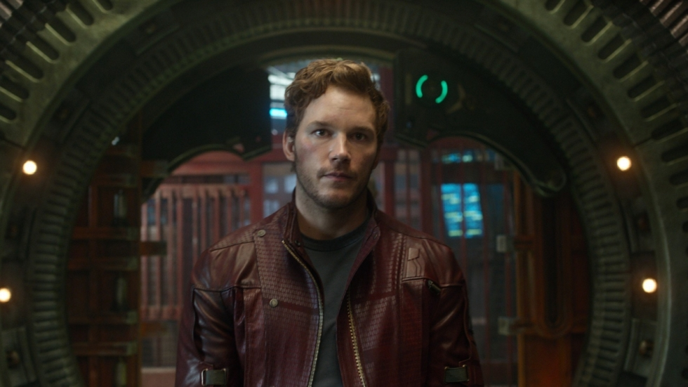 Star-Lord zag er bijna heel anders uit in 'Guardians of the Galaxy'