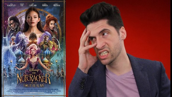 Jeremy Jahns - The nutcracker and the four realms - movie review