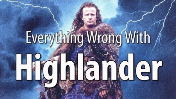 CinemaSins - Everything wrong with highlander in 16 minutes or less