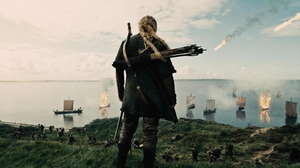 Blu-ray review 'Redbad' - Niet de gewenste Nederlandse blockbuster