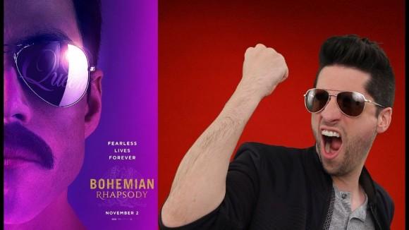 Jeremy Jahns - Bohemian rhapsody - movie review